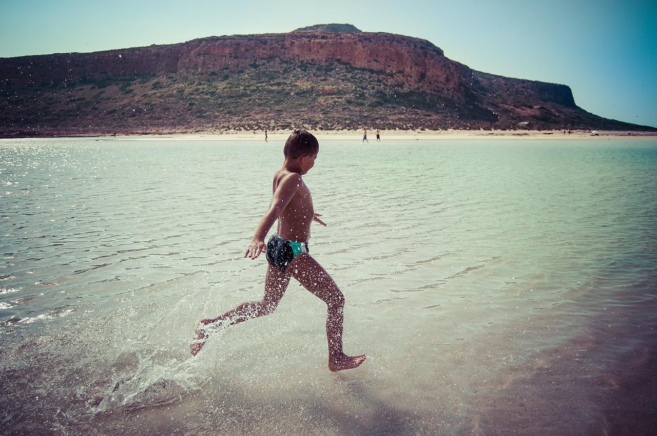 Czy dzieci mogą uprawiać sporty wodne?